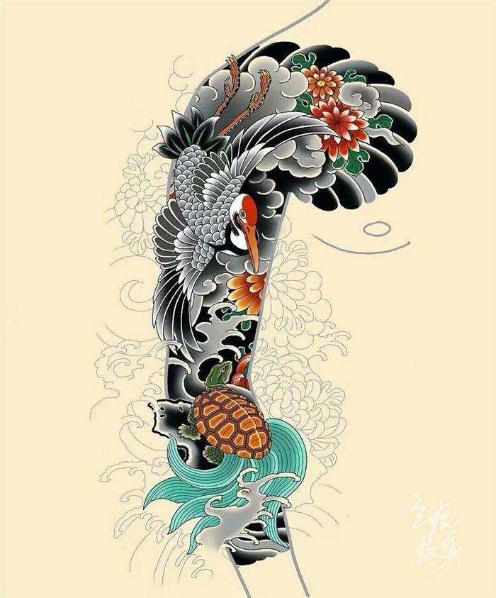 纹身色彩学 纹身色彩学
